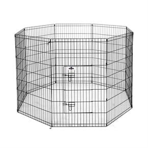 Pet Metal Dog Playpen - 2X Large