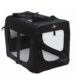Pet Portable Folding Soft Dog Crate - L