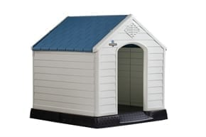 Pet XL Plastic Dog Kennel