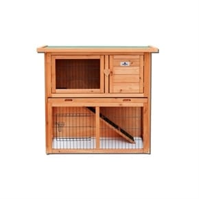 Pet 3FT Rabbit Hutch