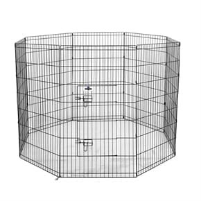 Pet Metal Dog Playpen - X Large