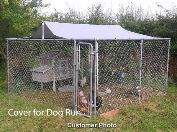 Walk In Dog Kennel Pen Run Outdoor Exercise Cage